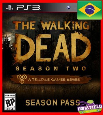 The Walking Dead Season 2 ps3 - Temporada 2 ptbr