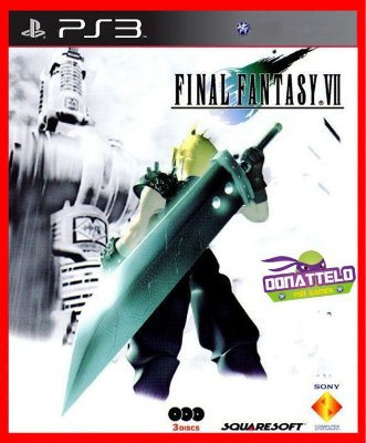 Final Fantasy VII - Final Fantasy 7 ps3
