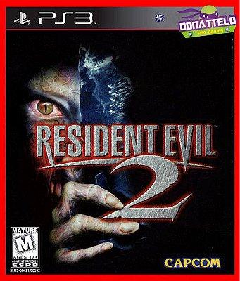 Resident Evil 2 ps3