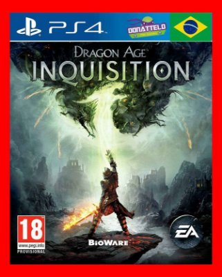 Dragon Age Inquisition PS4 Deluxe Edition