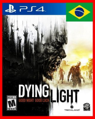 Dying Light dublado  EDIÇÃO COM DLC THE FOLLOWING ps4