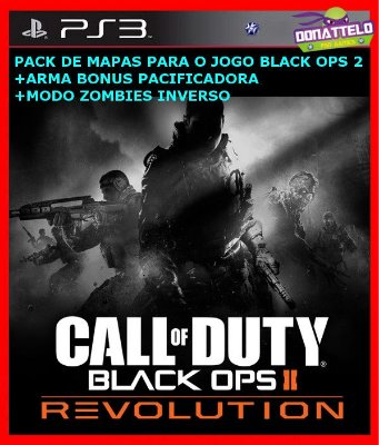 DLC para Call of Duty Black Ops II - DLC REVOLUTION