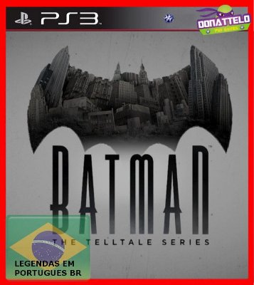 Batman - The Telltale Series ps3 - Temporada completa