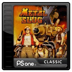 Metal Slug X ps3