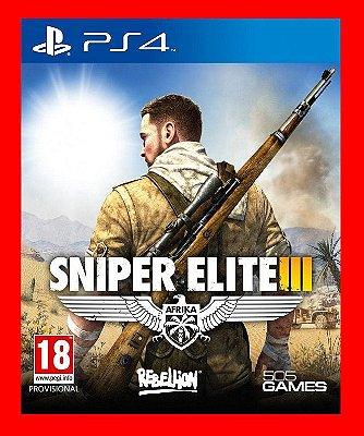 Sniper Elite 3 ps4