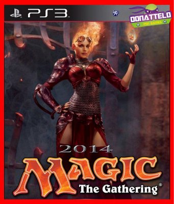 Magic The Gathering 2014 ps3