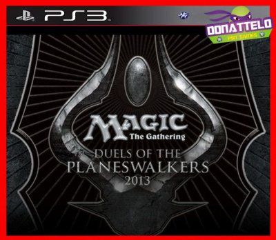 Magic The Gathering 2013 ps3