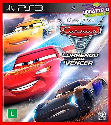 Carros 3 Correndo para vencer ps3