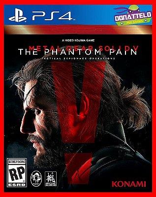 Metal Gear Solid V - The Phantom Pain ps4