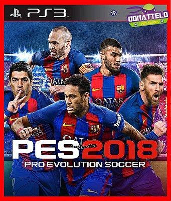 Pro Evolution Soccer 2018 - pes 18