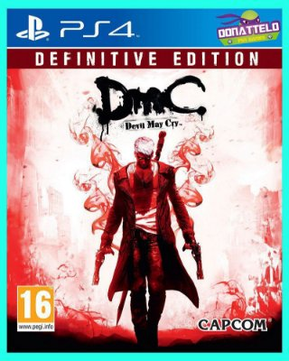Dmc Devil May Cry Definitive Edition ps4/ps5