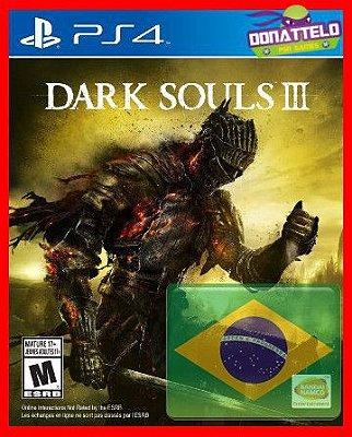 Dark Souls 3 - Dark Souls III ps4