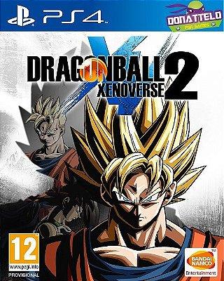 Dragon Ball Xenoverse 2 ps4