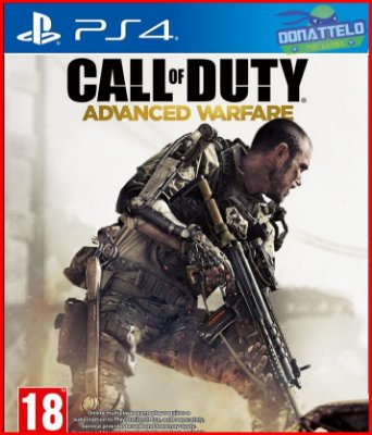 Call of Duty Advanced Warfare ps4 - cod aw ps4