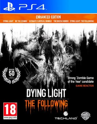 Dying Light The Following dublado ps4