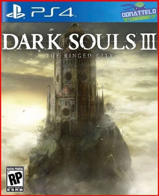 DLC Dark Souls III The Ringed City