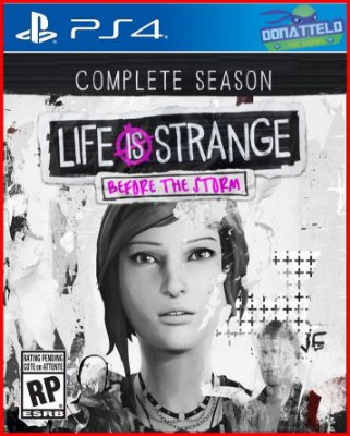 Life is strange: Before the Storm ps4