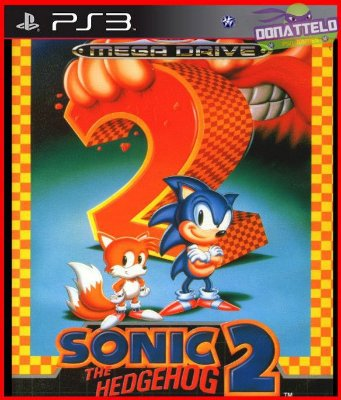 Sonic The Hedgehog 2 ps3