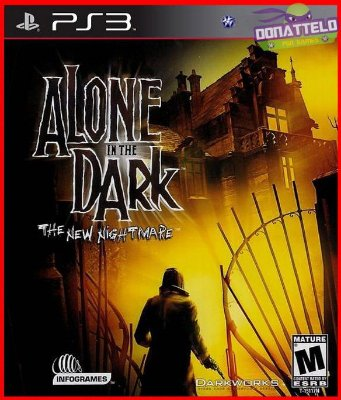 Alone in the Dark: The New Nightmare ps3