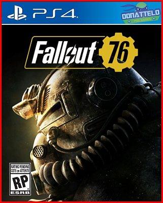 Fallout 76 ps4 - PRÉ VENDA