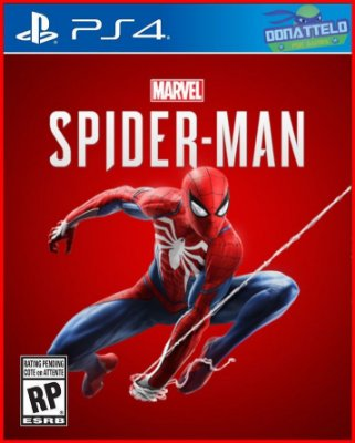 Marvel Spiderman 2018 ps4 - Homem Aranha ps4
