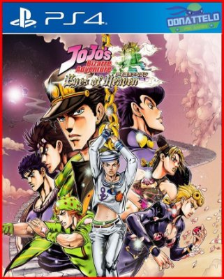 JoJo's Bizarre Adventure: Eyes of Heaven ps4