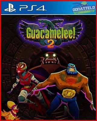 Guacamelee 2 ps4