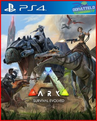 Ark Survival Evolved ps4