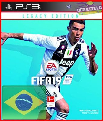 Fifa 19 ps3 - narração em portugues br