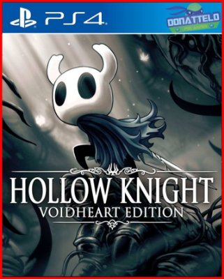 Hollow Knight Edição Coração Vazio PS4
