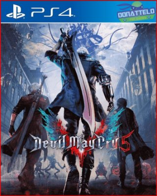 Devil May Cry 5 ps4 /ps5