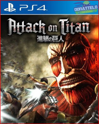 Attack on Titan ps4