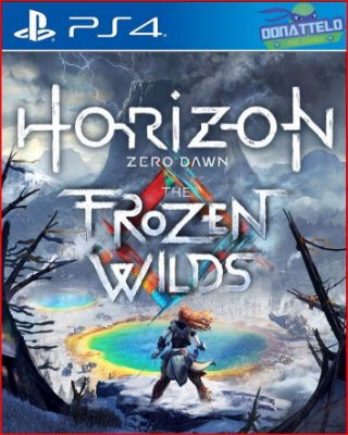 DLC The Frozen Wilds - Horizon Zero Dawn PS4