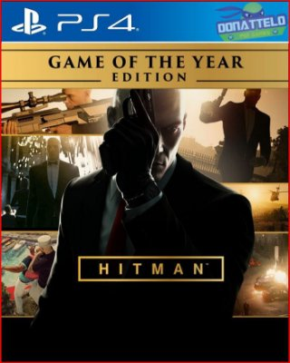 Hitman Game of the Year Edition ps4