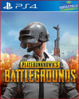 PlayerUnknows Battlegrounds PUBG PS4