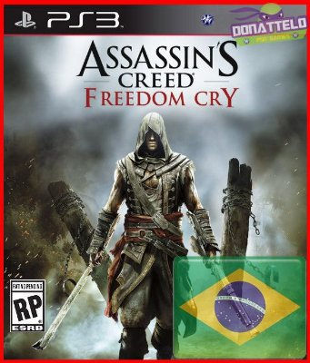 Assassins Creed Freedom Cry ps3
