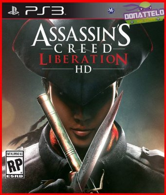 Assassins Creed Liberation HD ps3