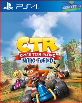 Crash Team Racing Nitro-Fueled ps4