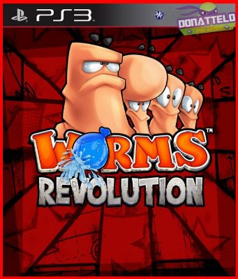 Worms Revolution ps3
