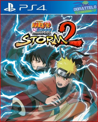 NARUTO SHIPPUDEN Ultimate Ninja STORM 2 ps4