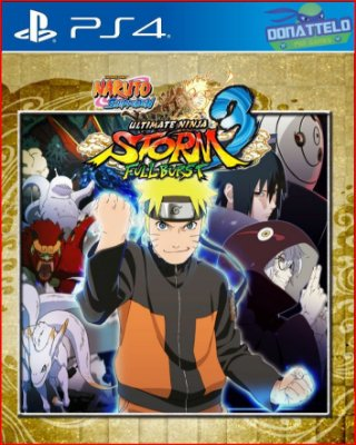 NARUTO SHIPPUDEN Ultimate Ninja STORM 3 Full Burst ps4