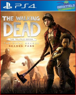 The Walking Dead The Telltale Games - Temporada Final PS4