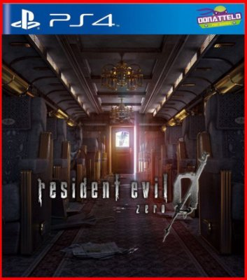 Resident Evil Zero PS4
