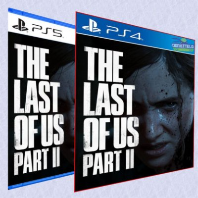 The Last of us Part II - PS4 - The Last of us 2
