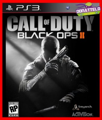 Call of Duty Black Ops II ps3 - Cod Black Ops 2 inglês