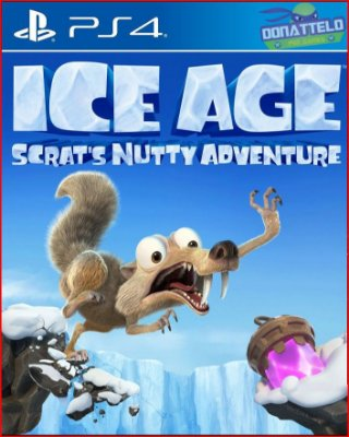 Era do Gelo Aventura Maluca do Scrat - PS4