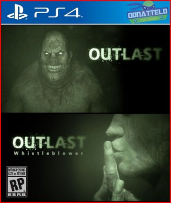 Outlast Bundle of Terror ps4