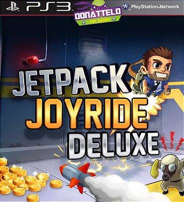 Jetpack Joyride Deluxe PS3