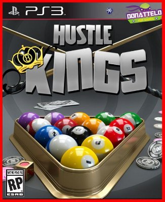 Hustle Kings PS3 - Jogo de Sinuca PS3