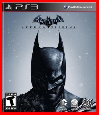 Batman Arkham Origins ps3 - versão americana